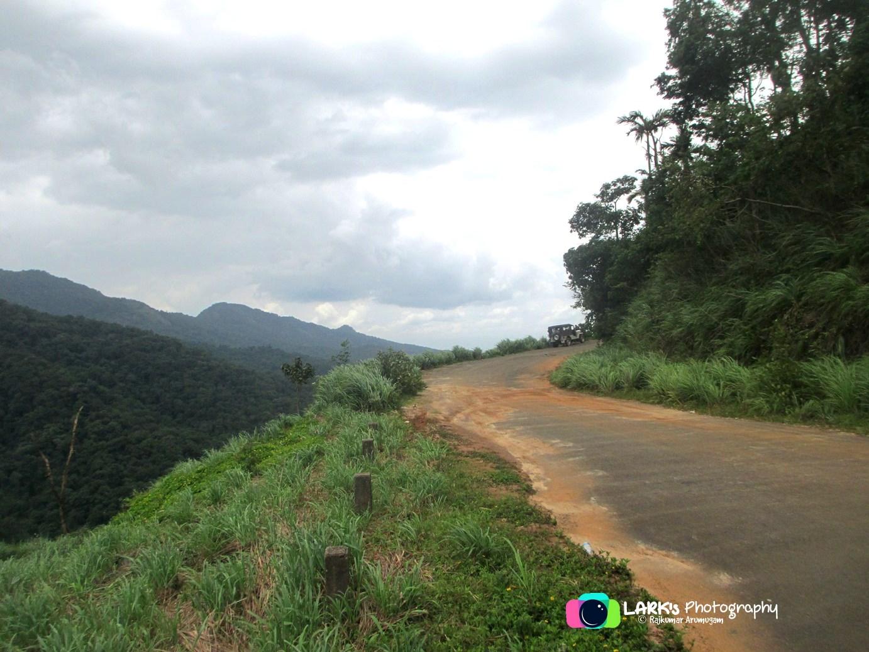 Kakkadampoyil Road